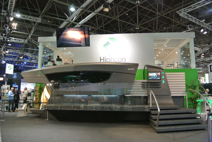 Highcon Shape at Drupa 2016