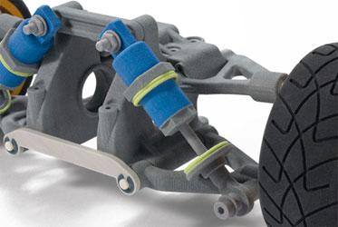 3D print model zcorp