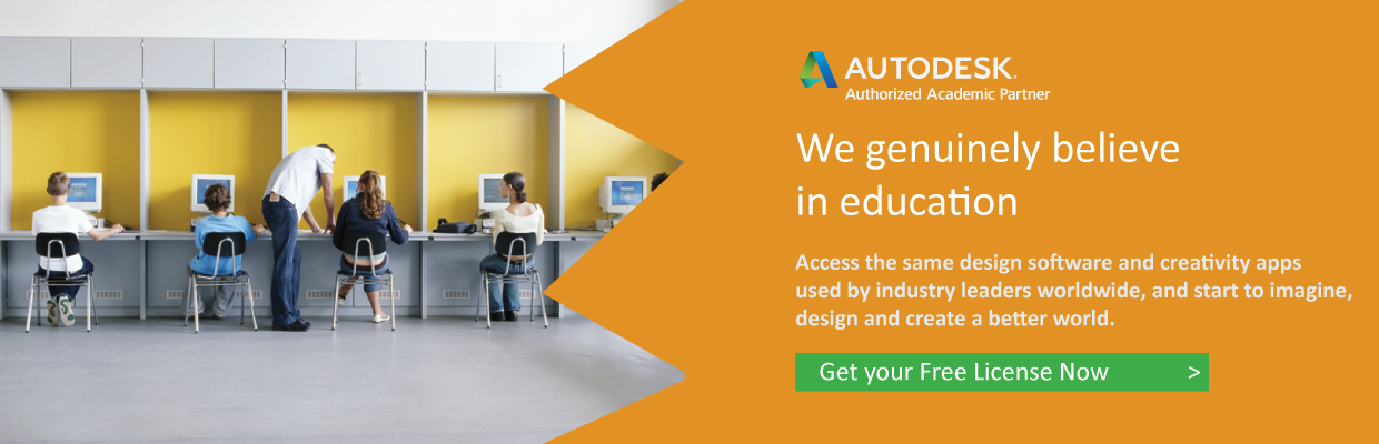 Autodesk Free License for Education